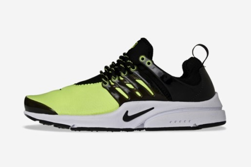 Nike Air Presto Volt/Black/White
