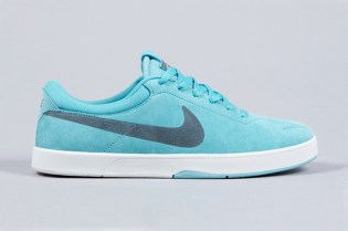 Nike SB Koston One Paradise Aqua/Slate Blue