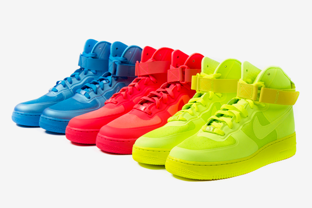 nike sportswear 2011 fallwinter air force 1 hyperfuse