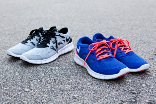 Nike 2011 Fall/Winter Free Run+ 2
