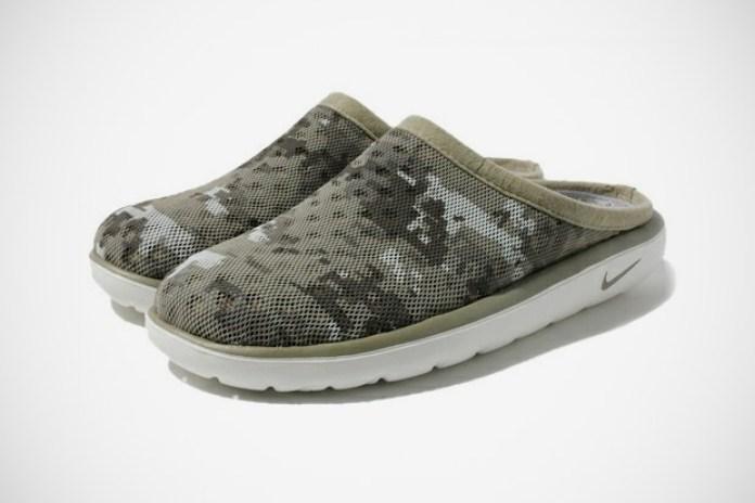 """Nike Sportswear Rejuven8 Clog """"Camouflauge"""""""