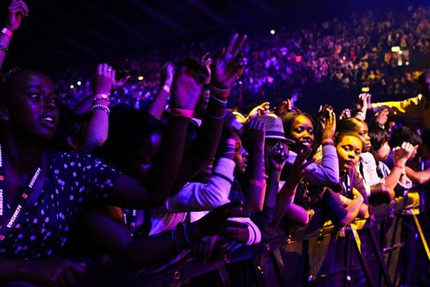 orange rockcorps 2011 concert wembley arena recap
