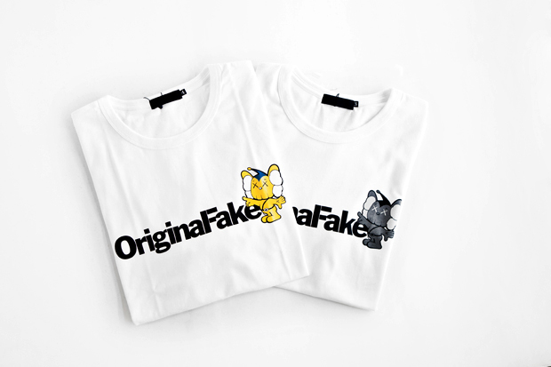 "OriginalFake ""Pipo-kun"" T-Shirt"