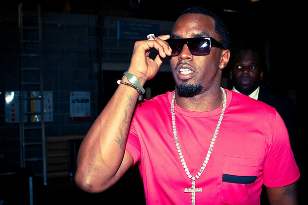 Streetsnaps: P. Diddy @ Orange RockCorps 2011 Concert