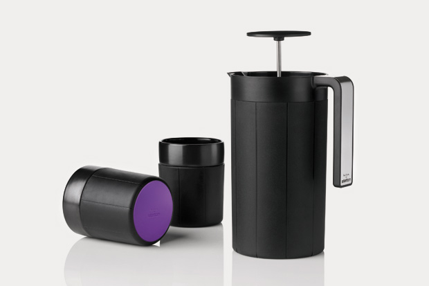 Paul Smith x Stelton Dot Press Coffee Maker