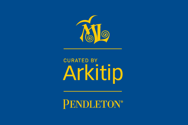 Pendleton Woolen Mills by Michael Leon for Curated by Arkitip Announcement
