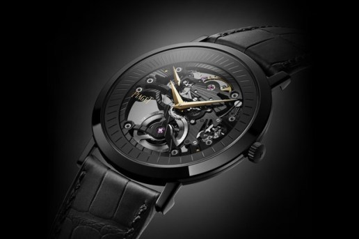 Piaget x Only Watch Altiplano Skeleton