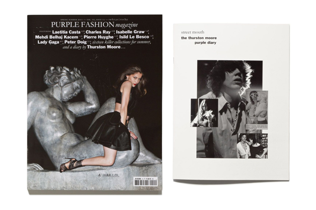 purple fashion magazine 2011 springsummer 15 free issue