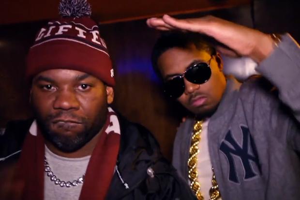 Raekwon featuring Nas - Rich & Black (Video)