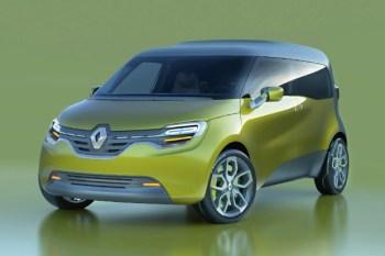 Renault Frendzy Concept Car