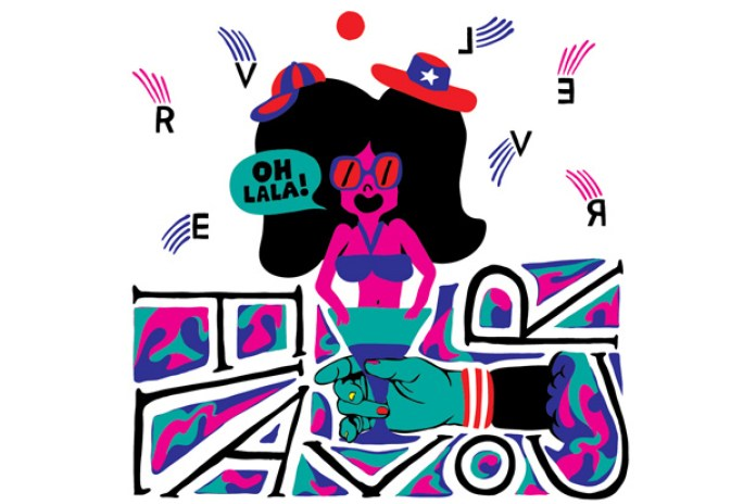 Revolver 'REVOLVER FLAVOUR' Compilation CD