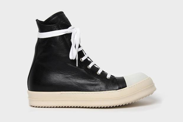 rick owens 2011 fallwinter sneaker boot