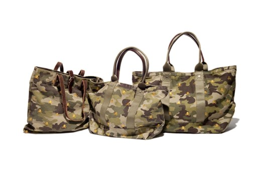 Rugby Ralph Lauren Camo Bag Collection