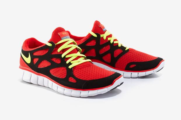 Run Dem Crew Nike iD Free Run+ 2