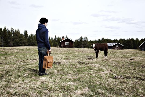 Sandqvist 2011 Fall/Winter Lookbook