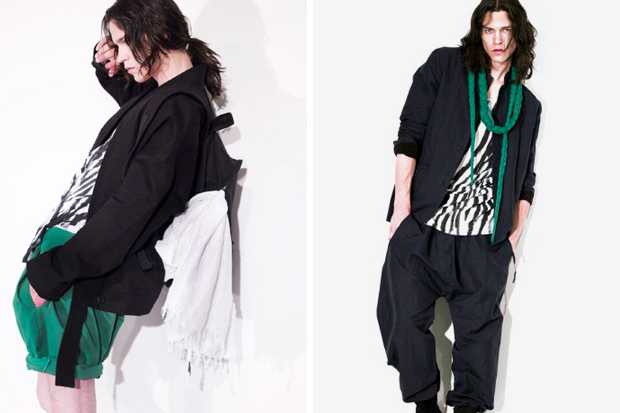 SILENT by Damir Doma 2012 Spring/Summer Collection