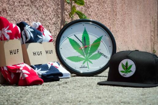 """Skate Mental x HUF """"Huf n' Puff"""" Pack"""