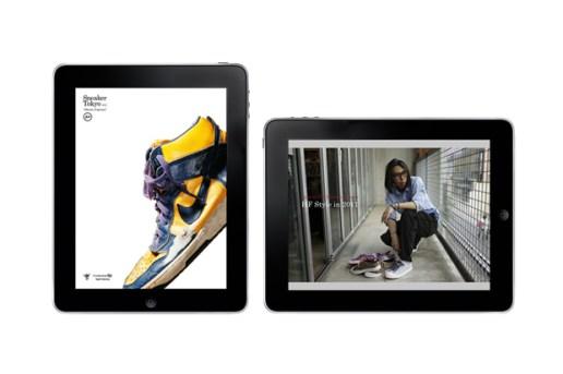 Sneaker Tokyo Vol. 2 Hiroshi Fujiwara - iPad Issue