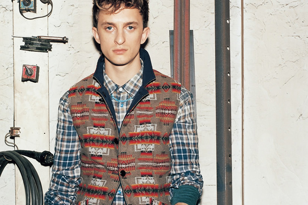 SOPHNET. 2011 Fall/Winter Lookbook