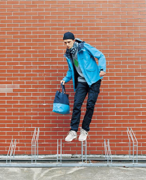 sophnet 2011 fallwinter lookbook