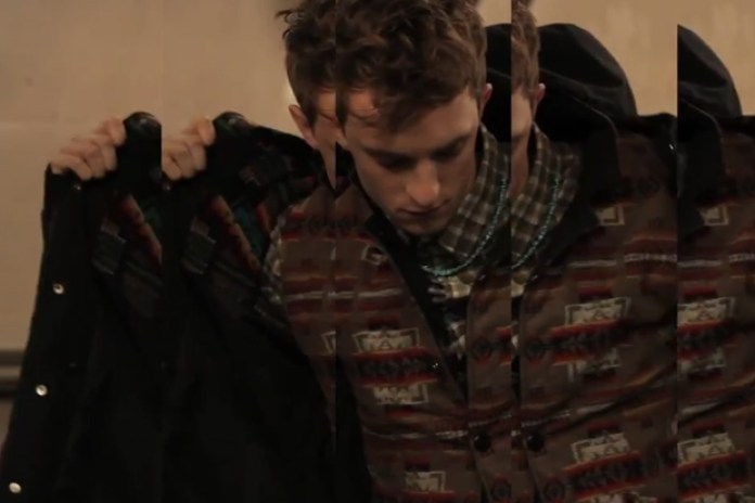 SOPHNET. 2011 Fall/Winter Video Trailer