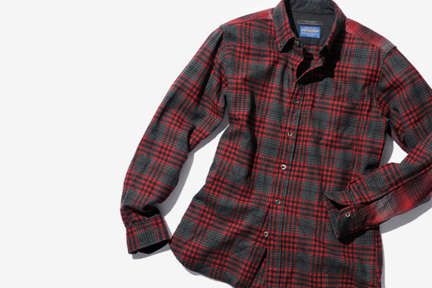 pendleton x sophnet 2011 fallwinter collection