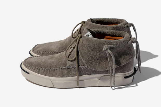 SOPHNET. x visvim 2011 Fall/Winter Footwear
