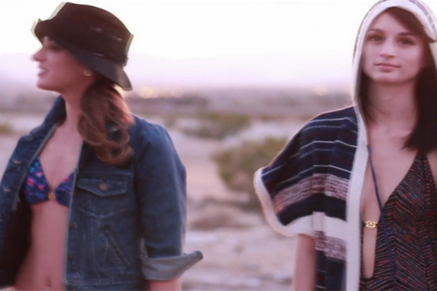 "Stussy 2011 Summer ""Vegas Day Trip"" Editorial Video"