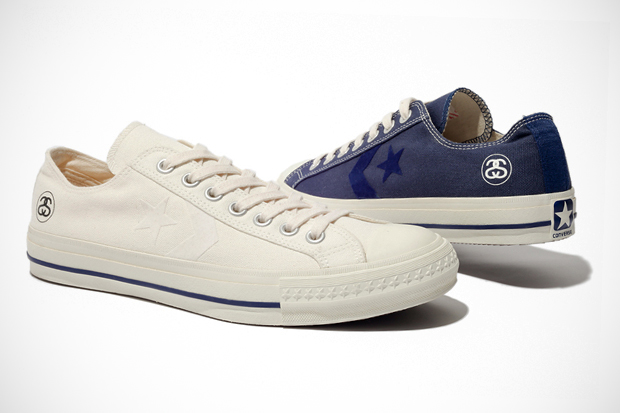 stussy deluxe x converse cx pro ox