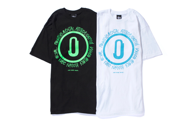 Stussy x JAM HOME MADE Net Surfing T-Shirt