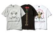 Stussy x Mighty Crown x Nine Rulaz Line T-Shirt