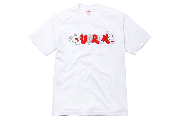 Supreme x OriginalFake T-Shirt