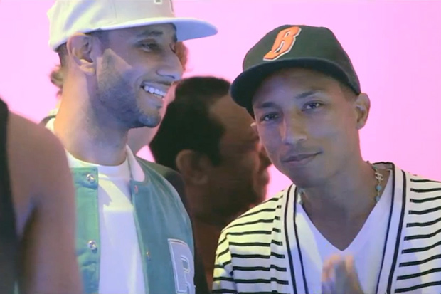 "Swizz Beatz x Reebok ""Prequel to a Classic"" Trailer"
