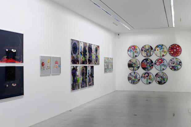 Takashi Murakami @ Emmanuel Perrotin