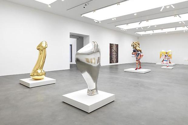 takashi murakami gagosian gallery