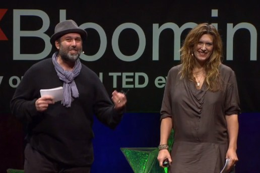"TEDxTalks: Wooster Collective ""Gaming The Streets: Uncommissioned Art"""