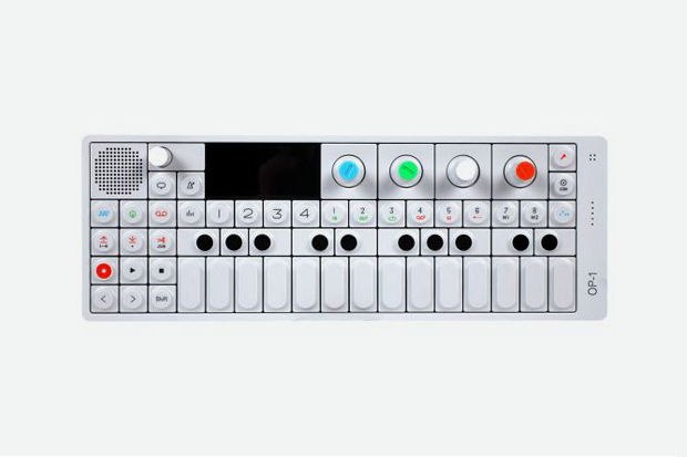 Teenage Engineering OP-1 Synthesizer and Controller
