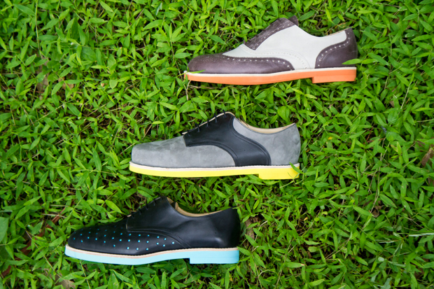 T&F Slack Shoemakers London 2011 Fall/Winter Collection