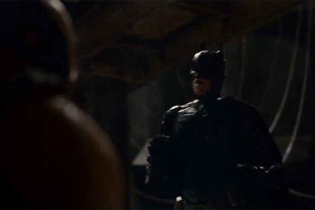The Dark Knight Rises Film Trailer
