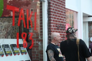 The History of American Graffiti Book Signing @ The Hole Event Recap