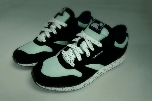 "The Hundreds Footware ""Mint n' Chip"" Scully"