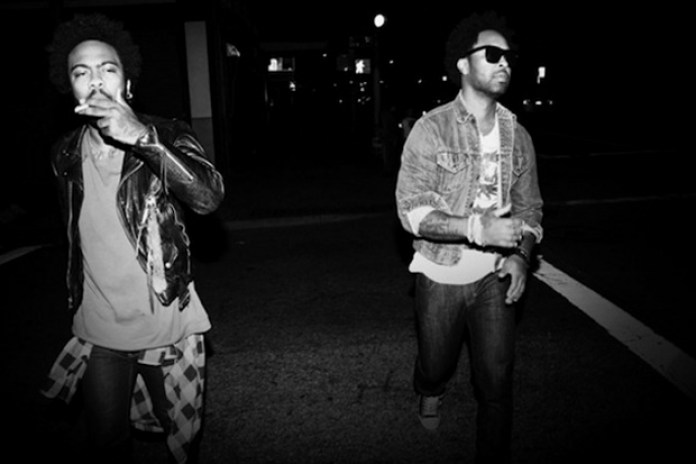 The Knux featuring KiD CuDi – Run