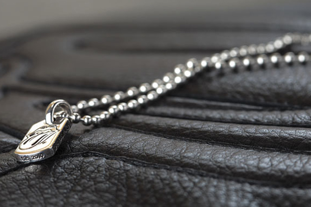 the rolling stones x chrome hearts capsule collection