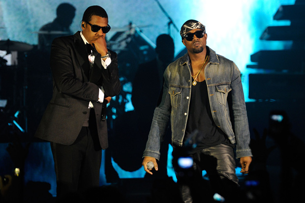 the throne kanye west jay z announce tour dates