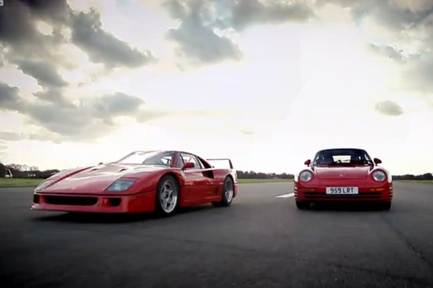 Top Gear: 1980s Supercar Powertest