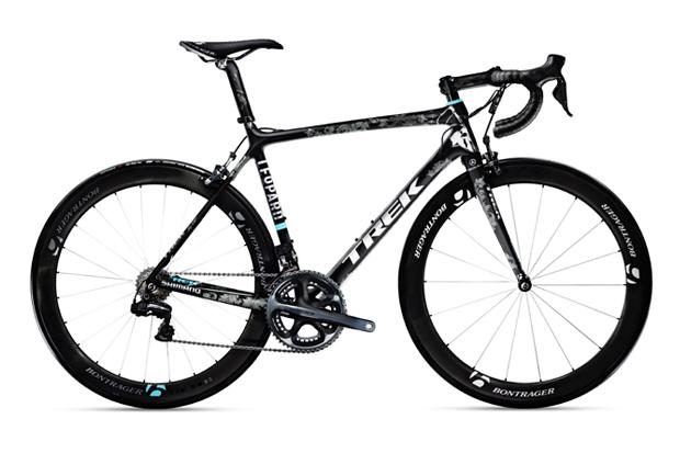 Trek x Hydro74 for Fabian Cancellara Madone 6.9 SSL