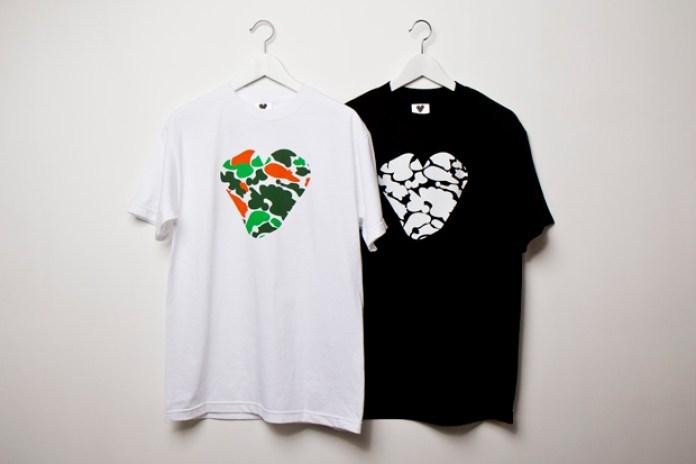 Twelve Bar x Peas & Carrots x Casey Veggies T-Shirt