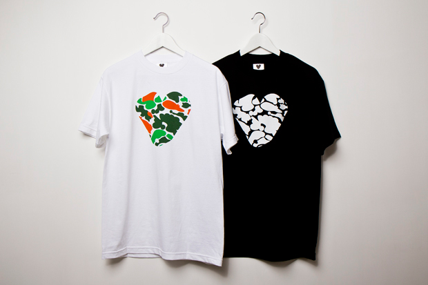 twelve bar x peas carrots x casey veggies t shirt