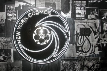 Umbro New York Cosmos Blackout Pop-Up Store @ Reed Annex