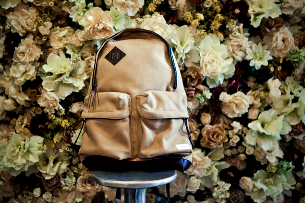UNDERCOVER 2011 Fall/Winter Collection Backpack